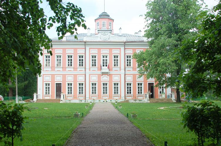 Большие Вязёмы – историко-литературный музей-заповедник Пушкина. Здесь в этом году вручают премию «Хранители наследия».